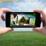 動画と画像を活用したスペシャルサイト制作